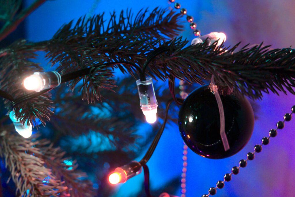 LEDs eines LED-Strings